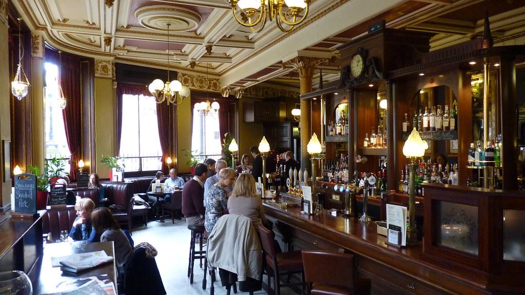 Best Cafe Edinburgh Old Town