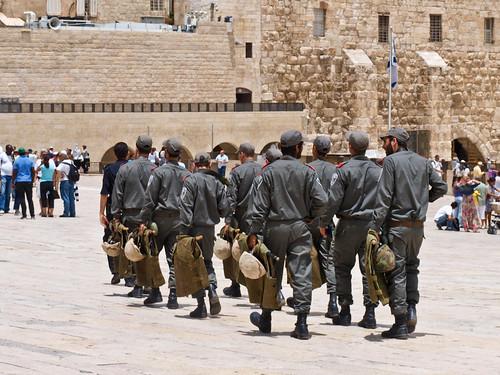 Barrio Judío - Muro de las Lamentaciones