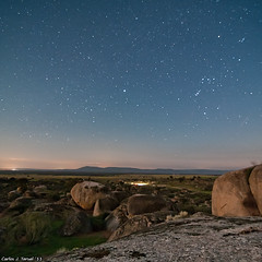 Sleeping under the stars (Carlos J. Teruel) Tags: caceres xaviersam