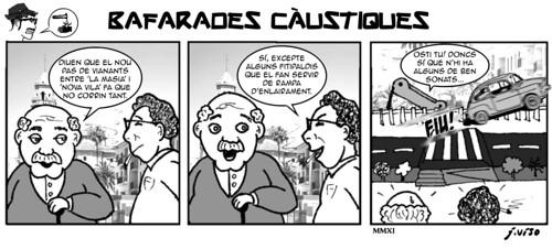 Bafarades càustiques #1