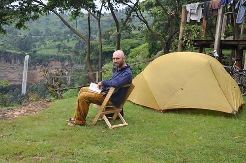 Moses' campsite: Sipi