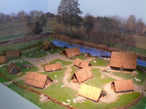 Slawische Siedlung