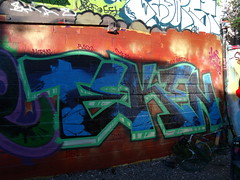 Tekn (The Urban Explorer) Tags: california graffiti asg tekn