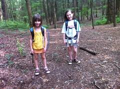 The Girls at Addie Gap