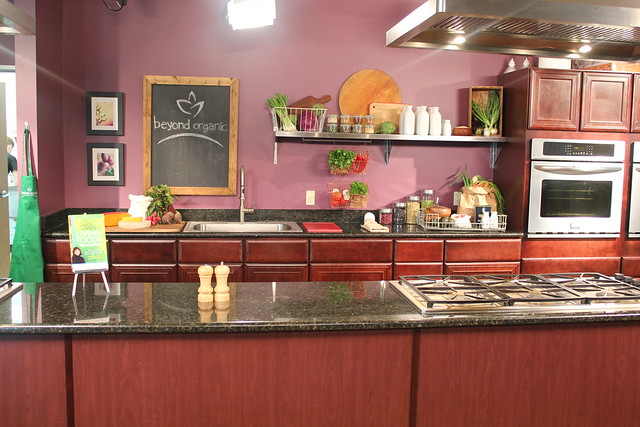 Cooking Show Set Before And After Kara Paslay Design