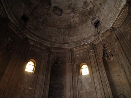 Çifte Minareli Medrese Kubbesi - I
