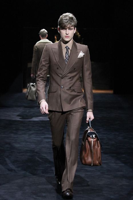 FW11 GUCCI Charity Fashion Show012_Franklin Huldreich Rutz(Fashionsnap)