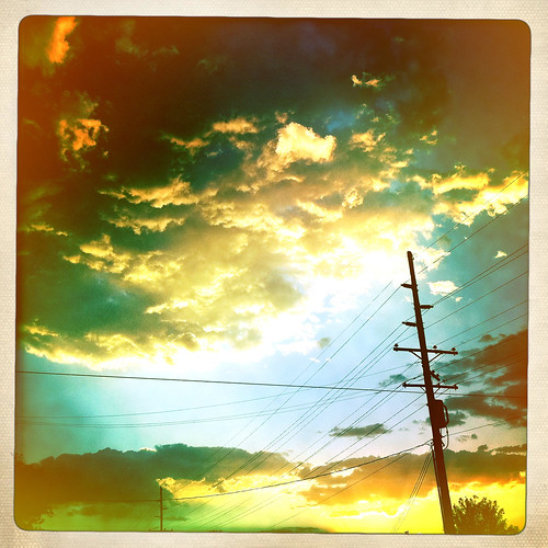 Tucson Clouds