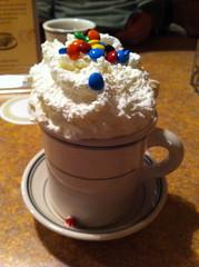 06-14-11 (mkrumm1023) Tags: hotchocolate whippedcream mm