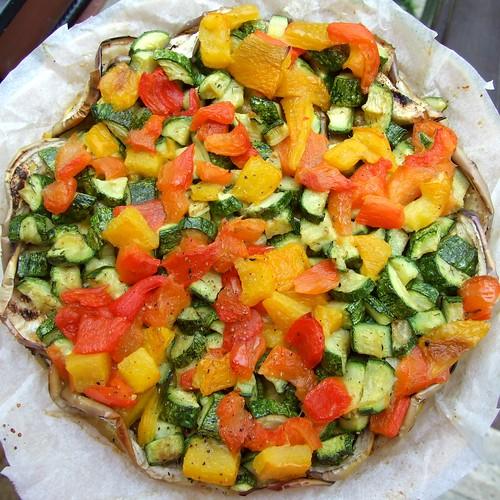 torta 3 verdure
