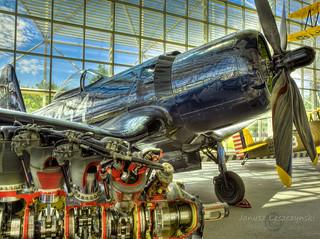 Museum of Flight – Super Corsair