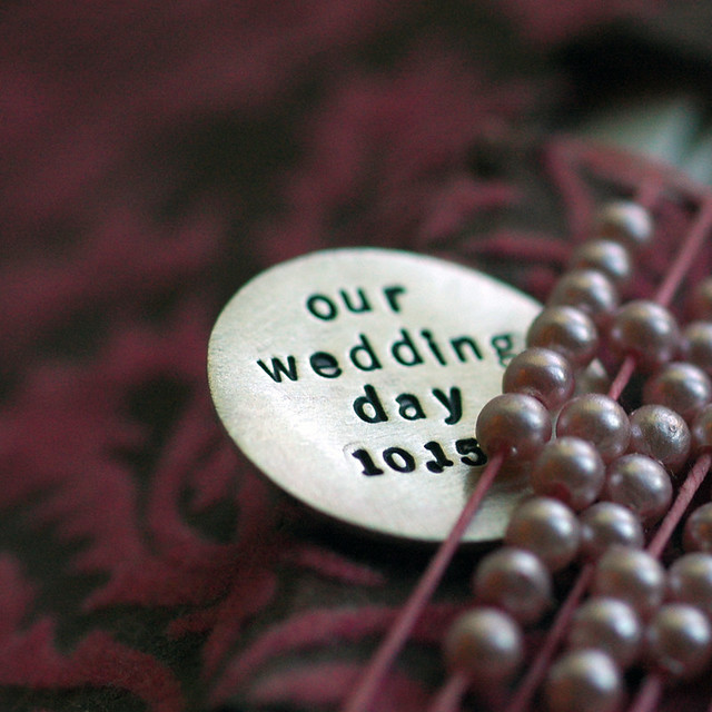 Love Token for the Groom