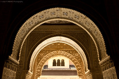 Alhambra's Doors (Joo P. RIBEIRO) Tags: door canon eos 600 alhambra porte