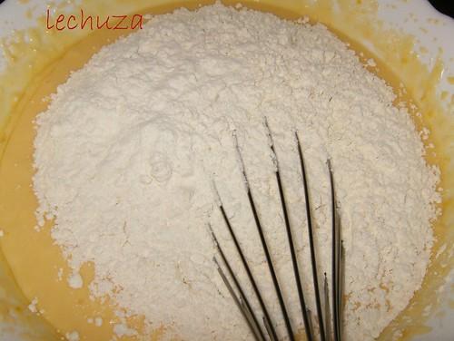 Pastelitos de requeixo-harina