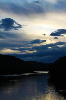 The James River, Buckingham County - October 3, 2011