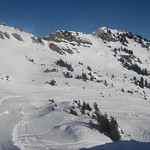 Skifahren Flumserberg