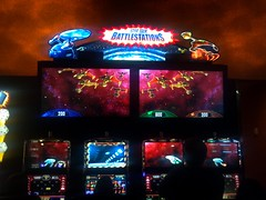 Star Trek Battlestations (kyouteki) Tags: oklahoma trek star casino slots slotmachine battlestations winstar