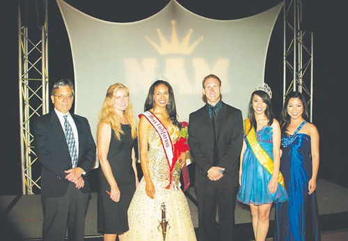 National American Miss California Judges Panel
