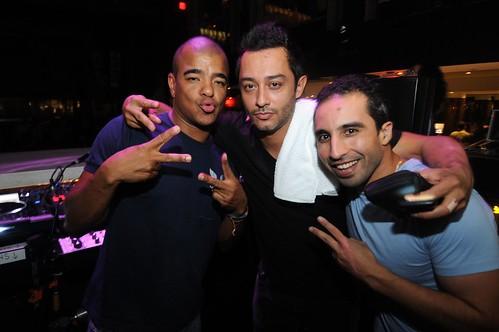Eric Morillo, Manny Zelaya, Mednas