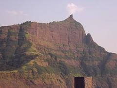 Reached the sunset poimt (R@@z) Tags: daman nasik bhandardara trayambkeshwar