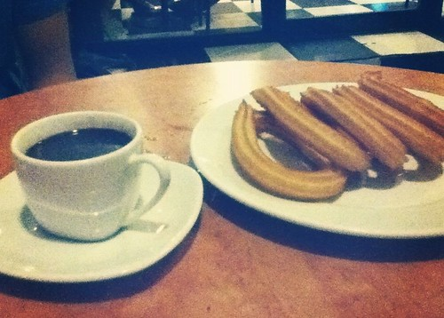 Sancho's Churritos