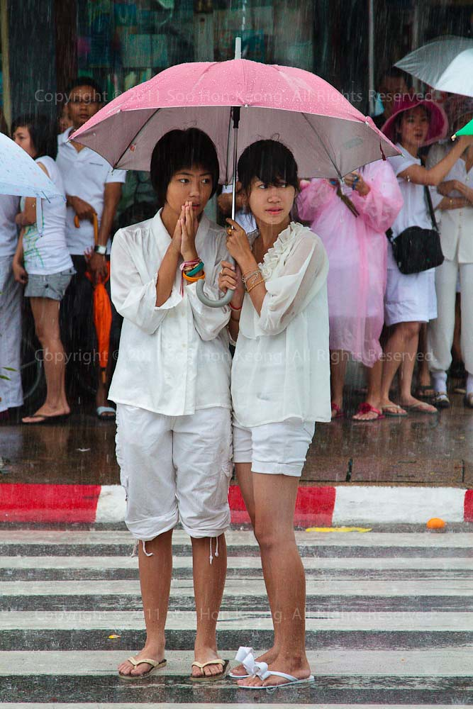 Stop the Rain @ Bangkok, Thailand
