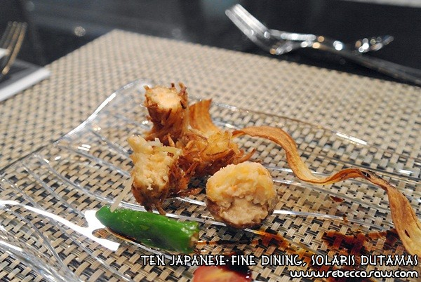 Ten Japanese Fine Dining, Solaris Dutamas-10