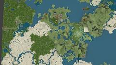 Top Down (Gnu2000) Tags: render blender minecraft mcobj