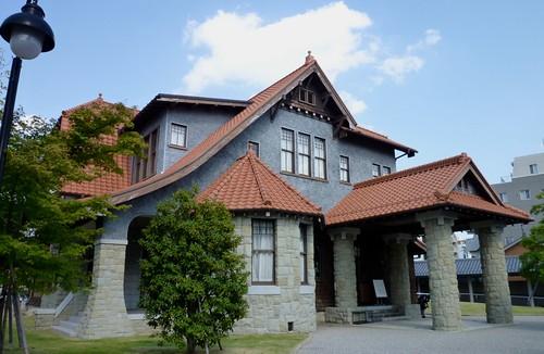 Cultural path Futaba museum / 文化のみち 二葉館
