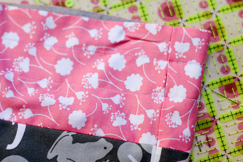 Lined Drawstring Bag Tutorial by jenib320