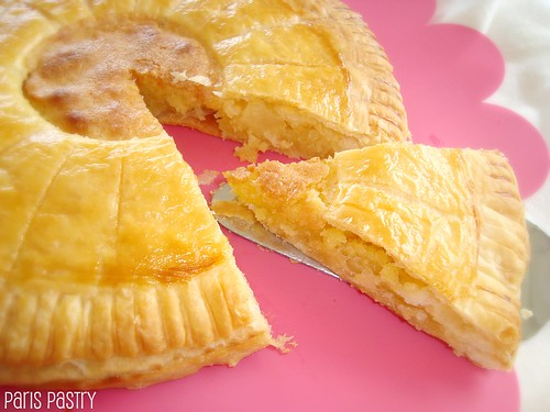 Pithivier Pastry