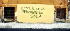 ...Roma, il giorno dopo! (squalo79) Tags: roma manifestazione corteo attivandalici nikond90 squalo79 simonesforza