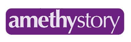 Amethystory Logo