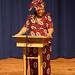 Leymah Gbowee MA '07