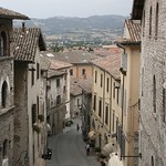 "the nearby hilltown of Cingoli<a href=""http://farm7.static.flickr.com/6033/6254076955_94054f72b1_o.jpg"" title=""High res"">∝</a>"