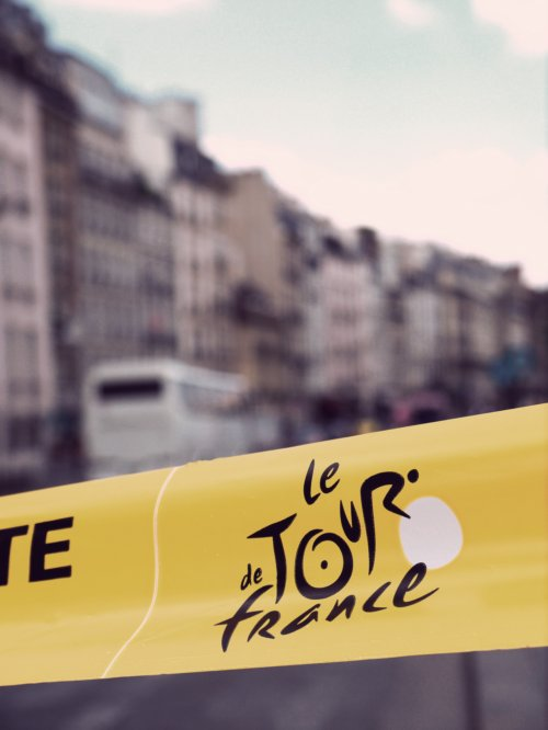 arrivée de la Tour de France 2012 à Paris le 22 juillet 2012