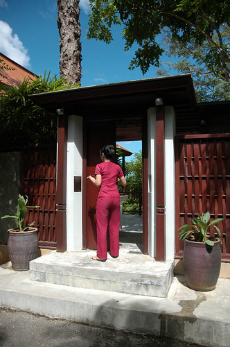 Villa Zolitude - Grand Pool Villa Entry