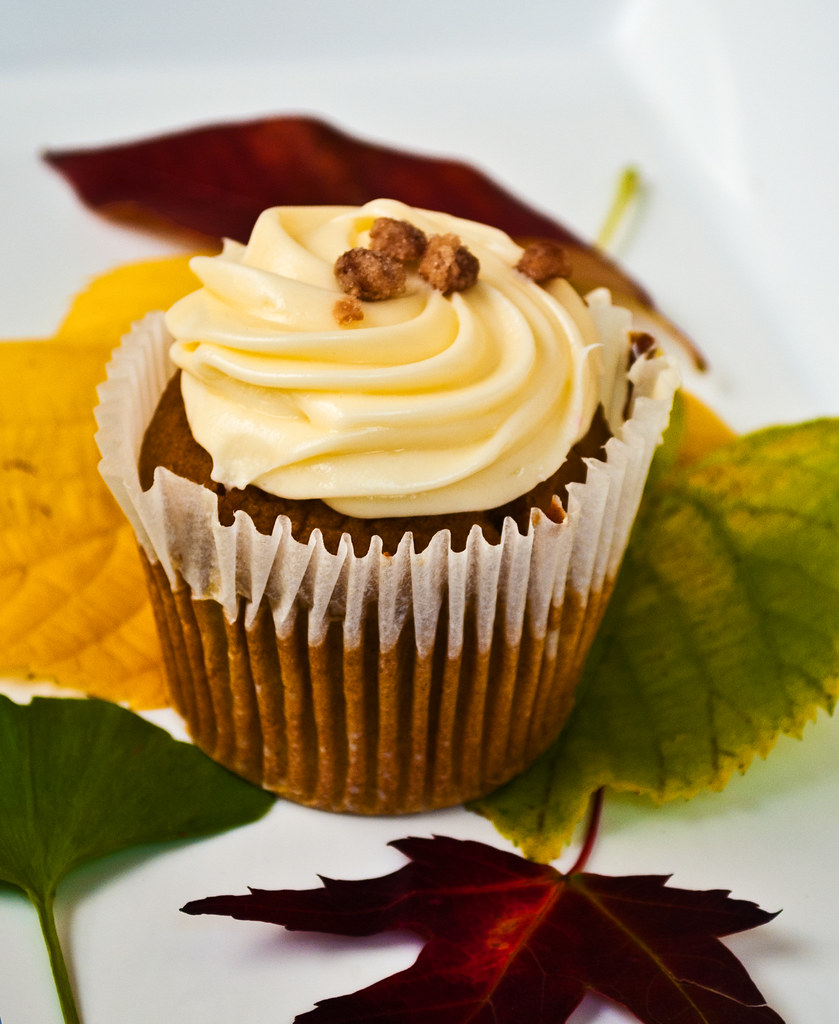 365-130 Pumpkin Cupcake