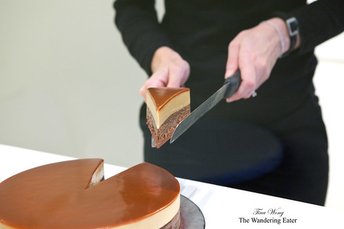 Slicing the Mirror Caramel