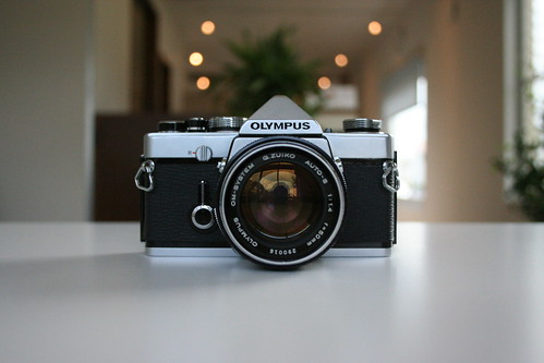 フィルムカメラ オリンパスOM-1(その2)