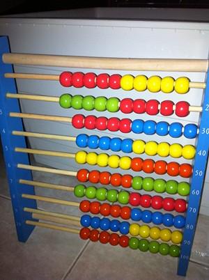 Montessori Abacus