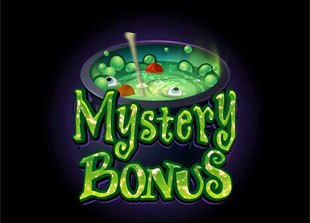 Lucky Witch Mystery Bonus