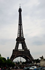 Eiffel Tower, Riverside View...