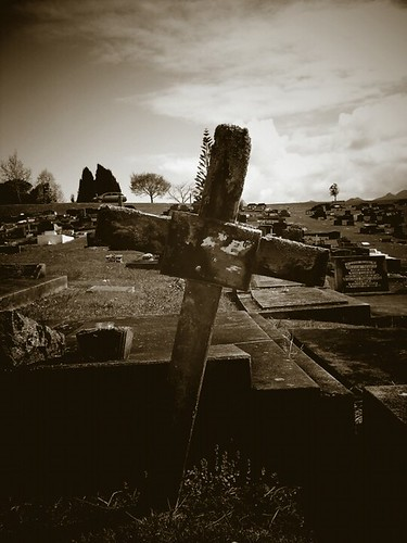 Untitled Cross by NotforSale
