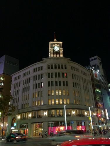 iPhone4S 夜景撮影 HDR