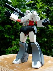 [Takara] Mega SCF Megatron (TheDaiOni) Tags: 2002 japan toy action transformers figure leader takara megatron pvc decepticon destron megascf nontransformable supercollectionfigure