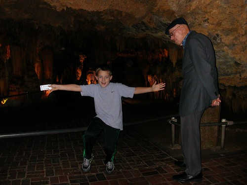 Oct 12 2011 Luray Caverns Clark Don