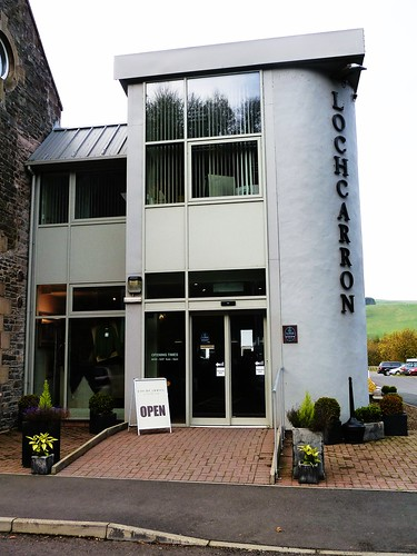 Lochcarron Visitor Centre, Selkirk