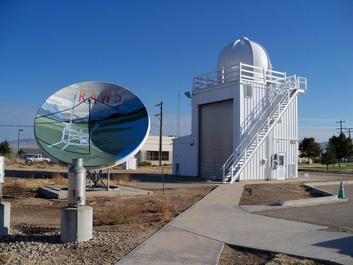 : Remote Automated Weather Station. These stations, strategically located throughout the U. S., monitor the weather and provide data that assists land management agencies with a variety of projects such as monitoring air quality, rating fire danger and providing information for research applications.