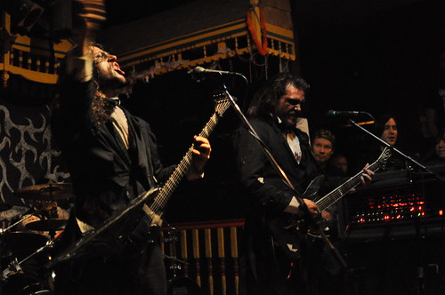 Fleshgod Apocalypse at The Rainbow